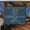 OpenGLベンチマーク(Windows10とmacOS)